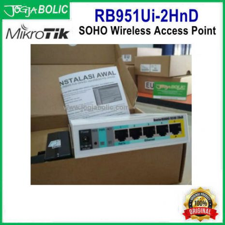 Mikrotik RB951Ui-2HND c1