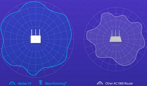 TP-Link Archer C9 Cakupan Wi-Fi Yang Handal dan Lebih Besar