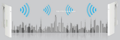 TP-Link Pharos CPE510 Transmisi Data Wireless 15km+