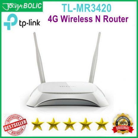 TP-Link TL-MR3420 5star a
