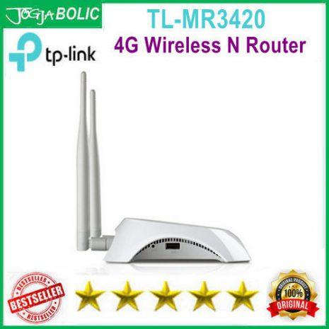 TP-Link TL-MR3420 5star b