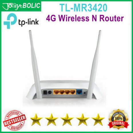 TP-Link TL-MR3420 5star c