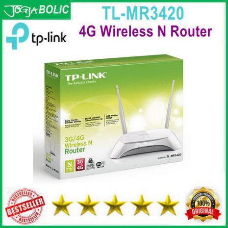 TP-Link TL-MR3420 5star d