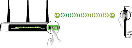 TP-Link TL-WR1043ND Pengaturan Keamanan yang Cepat