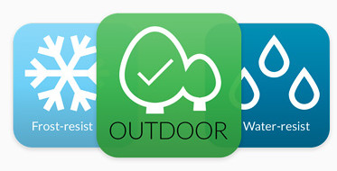 Ubiquiti Unifi AP Outdoor Built to Last Outdoors