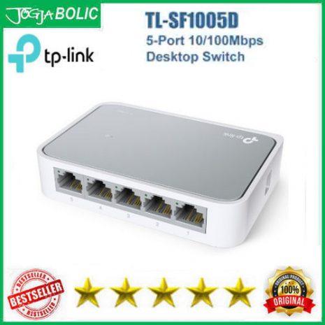 TP-Link TL-SF1005D 5star a