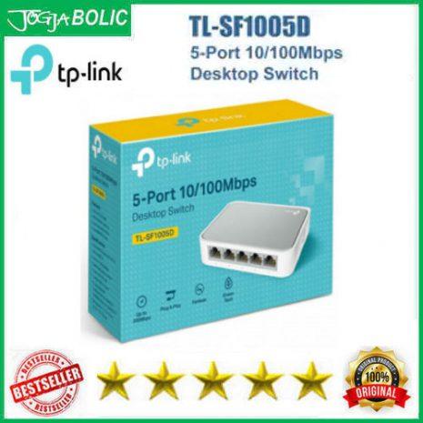 TP-Link TL-SF1005D 5star c