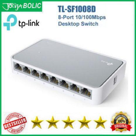 TP-Link TL-SF1008D 5star a