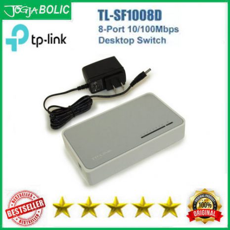 TP-Link TL-SF1008D 5star c