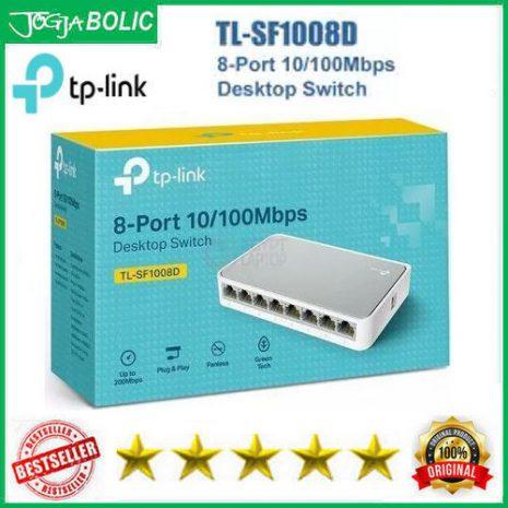 TP-Link TL-SF1008D 5star d