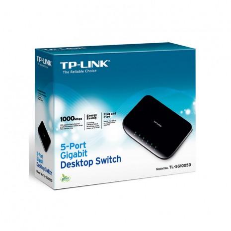 TP-Link TL-SG1005D 05