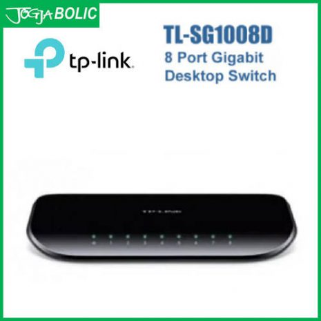 TP-Link TL-SG1008D 001