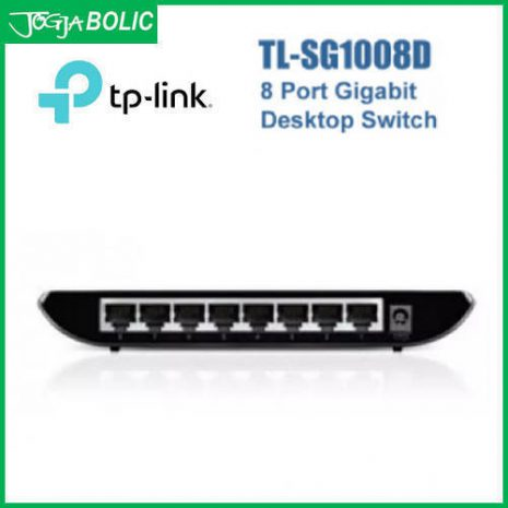 TP-Link TL-SG1008D 003