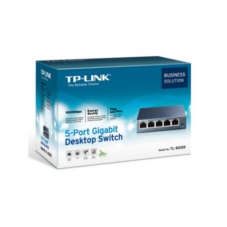 TP-Link TL-SG105 04