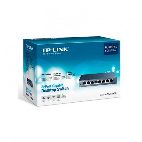 TP-Link TL-SG108 03