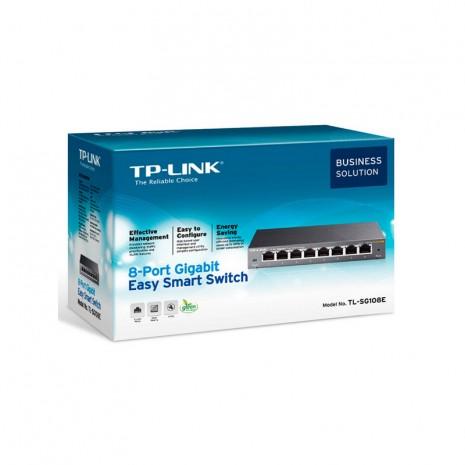 TP-Link TL-SG108E 04