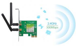 TP-Link TL-WN881ND Wireless N - Speed & Range