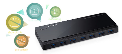 TP-Link UH700 Safe and Reliable