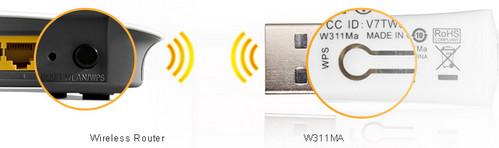 Tenda W311MA Advanced Security