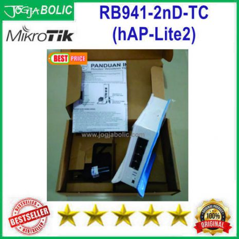 MikroTik RB941-2nD-TC (hAP-Lite2) 5star cc