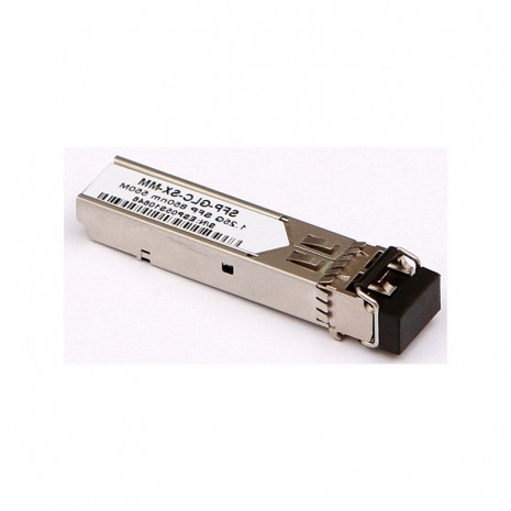 MikroBits SFP Tranceiver Gigabit (Multi Mode) SFP-SX-MM 02