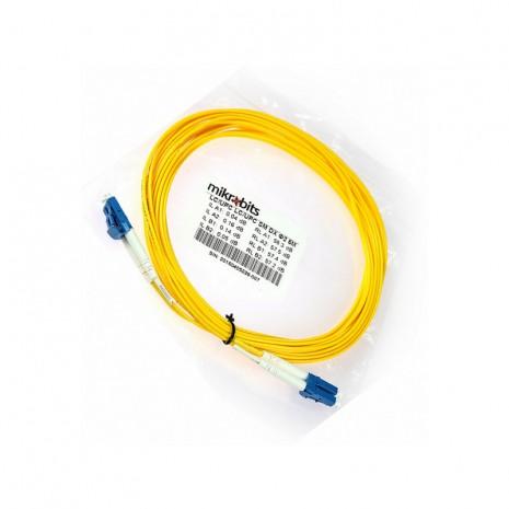 Mikrobits Patch Cable Singlemode LC-LC Duplex 5M 02