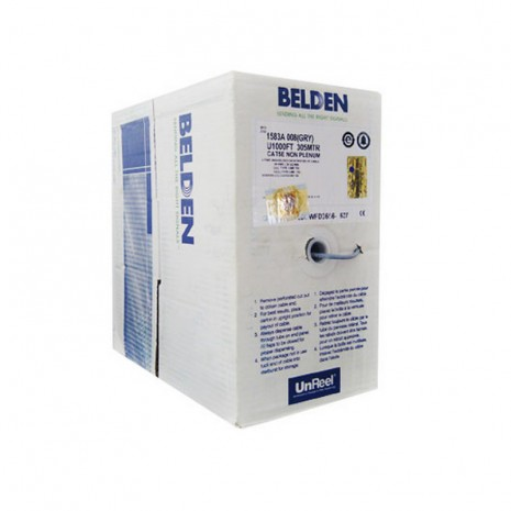 Belden UTP Cat5e 01