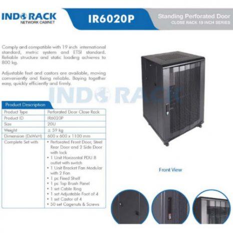 Indorack IR6020P 03