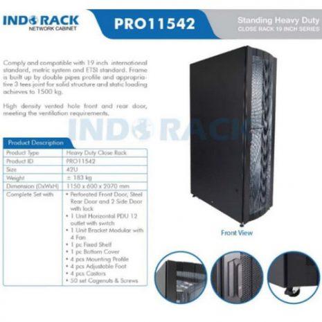 Indorack PRO11542 03