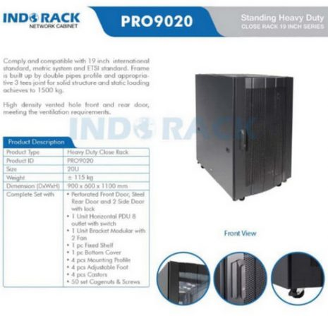 Indorack PRO9020 03