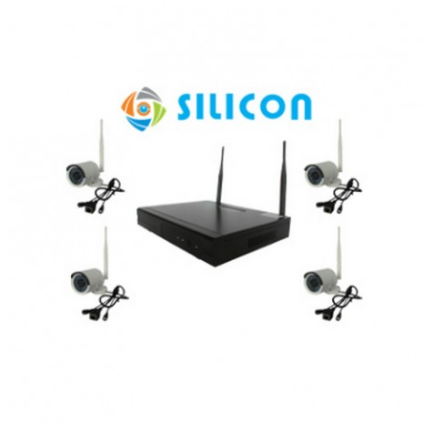 Silicon NVR KIT RS-633310