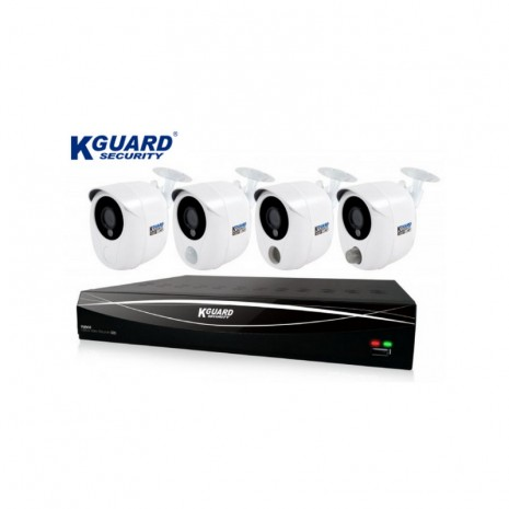 KGuard DVR KIT HD481-4KT01