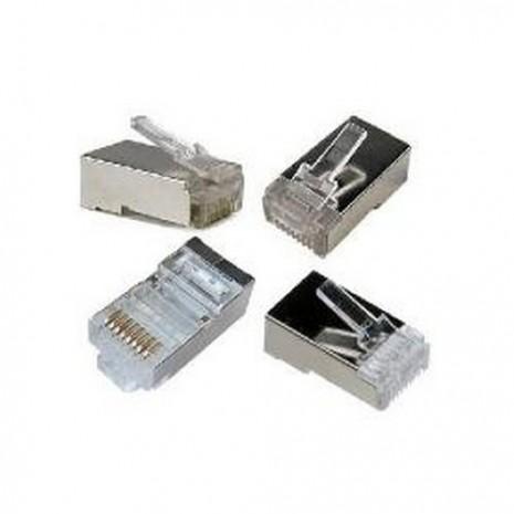 Konektor STP Cat5e AMP Pack 01