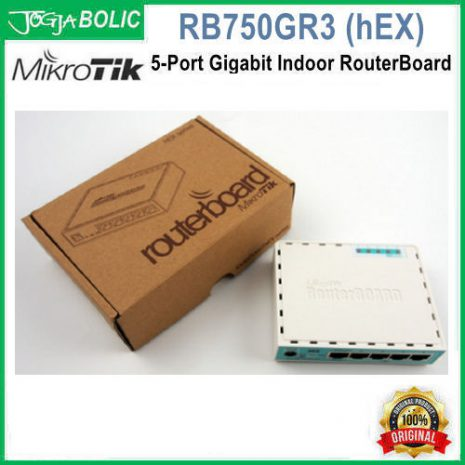 Mikrotik RB750GR3 c