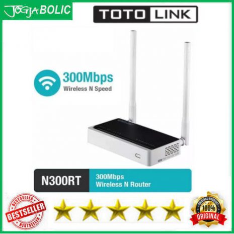 TotoLink N300RT 5star 01