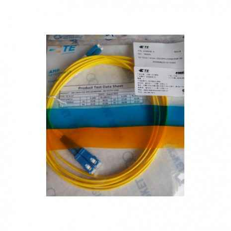 AMP LC to SC 1.8mm 3mtr 02