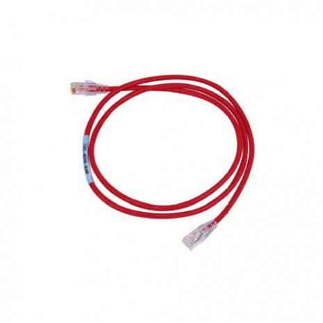 AMP Patch Cord Cat6 Red 01