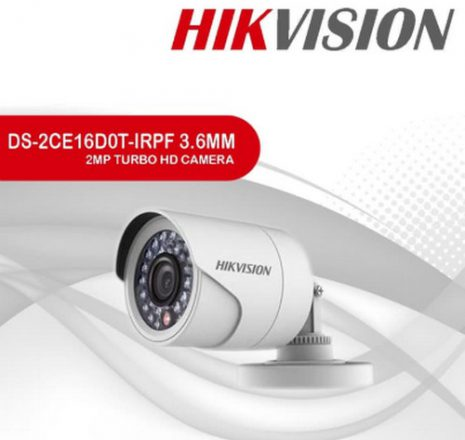 Hikvision DS-2CE16DOT-IRPF 01