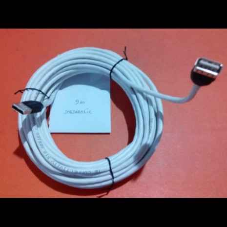 Kabel USB Extender 9m