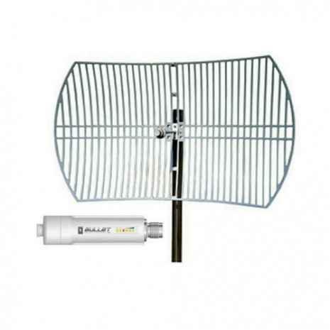 Paket Grid Kenbotong TDT-5800SPL9 + Ubiquiti Bullet M5HP 01