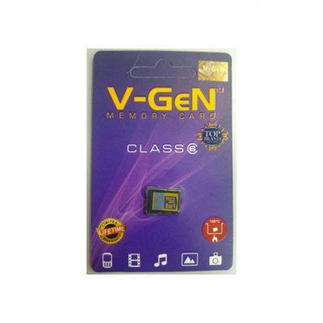Micro SD V-Gen 8GB Class 6 Original 01