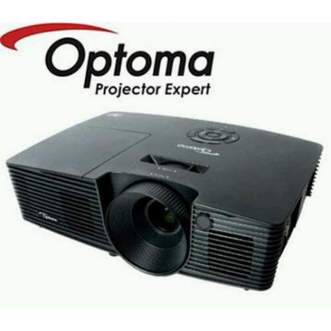 LCD Projector Optoma X341 01