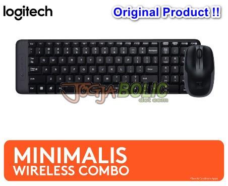 Logitech MK215 Wireless Combo Keyboard Mouse 02