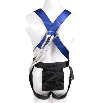 Harness Full Body Single Hook Eco Fit GoSave 04