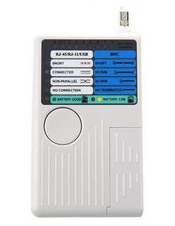 Cable Tester 4-in-1 (RJ45 USB BNC LAN) 01