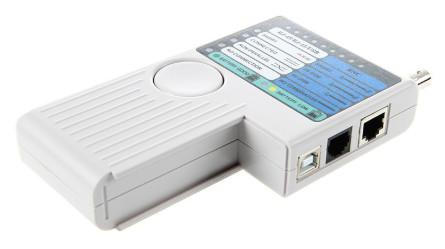 Cable Tester 4-in-1 (RJ45 USB BNC LAN) 02