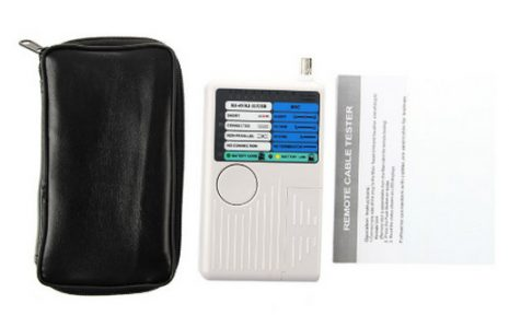 Cable Tester 4-in-1 (RJ45 USB BNC LAN) 05