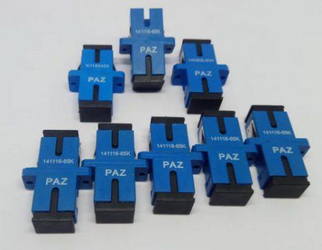 Adapter FO SC-UPC merk PAZ (eceran) 01