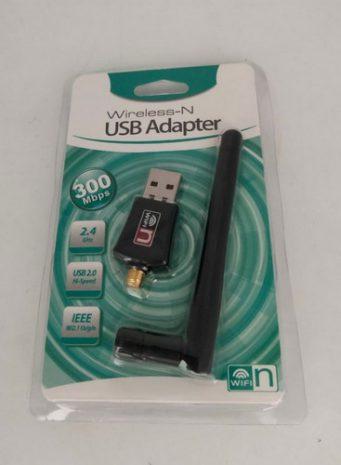 USB Wifi N 300Mbps 2dBi antenna Ralink Chipset (paking hijau) 01