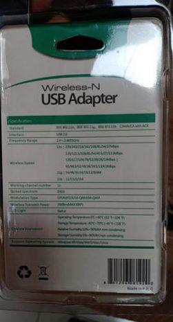 USB Wifi N 300Mbps 2dBi antenna Ralink Chipset (paking hijau) 02